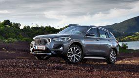 BMW X1 PLATTNER SONDERMODELL