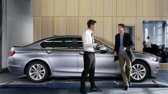 BMW Serviceberatung